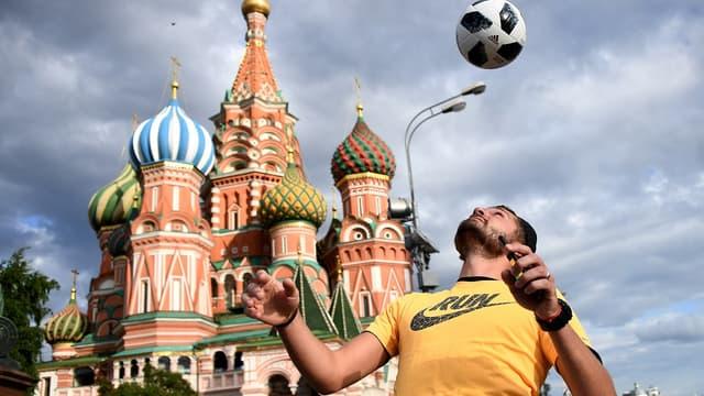 La Coupe du monde en Russie débute jeudi