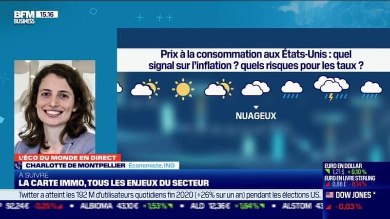 Charlotte de Montpellier (ING) : Prix à la consommation aux Etats-Unis, quel signal sur l'inflation ? - 10/02