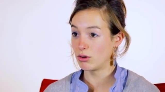 Claire Cano a co-fondé LuckyLoc à l'âge de 23 ans.
