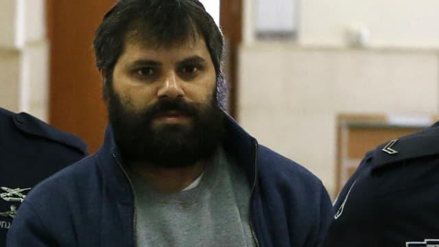 Yosef Haim Ben-David, suspecté d'avoir brûlé vif un jeune palestinen en 2014, a été jugé sain d'esprit.