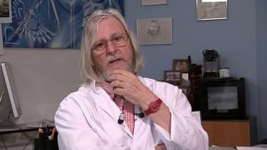 Le Professeur Didier Raoult