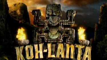 Le logo de l'émission Koh-Lanta, diffusée sur TF1