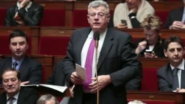 Christian Eckert  veut que le gouvernement tienne davantage compte des amendements de la majorité.