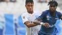Boubacar Kamara et l'OM battus d'entrée en Ligue 1