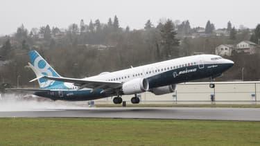 Le Boeing 737 MAX-8