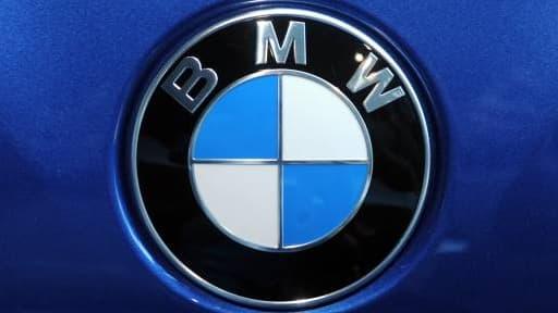 """BMW invoque """"des mesures de précautions""""."""