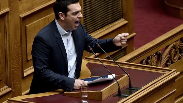 Alexis Tsipras a promis de faire remonter progressivement le montant du salaire minimum