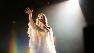 Florence Welch en 2019