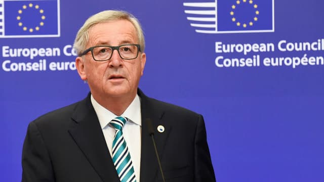 Jean-Claude Juncker, le président de la Commission européenne, estime que la grève doit cesser en France.