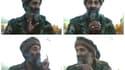 Oussama ben Laden lors de l'un de ses derniers messages vidéo.