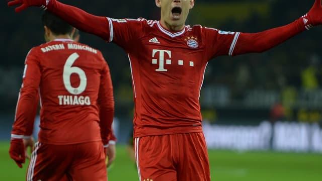 Arjen Robben (Bayern Münich)