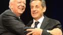Le maire de Marseille, Jean-Claude Gaudin, a apporté mardi son soutien à Nicolas Sarkozy, lors d'une réunion publique dans la cité phocéenne.