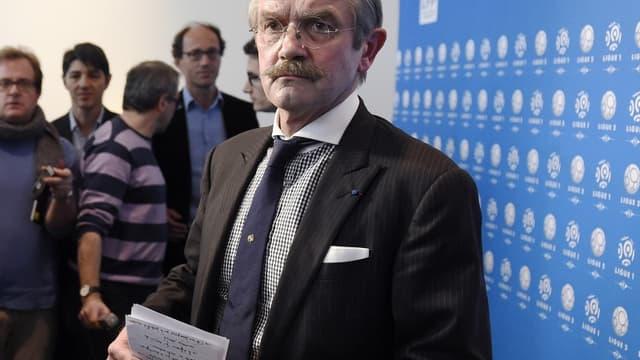 Droits TV - Frédéric Thiriez