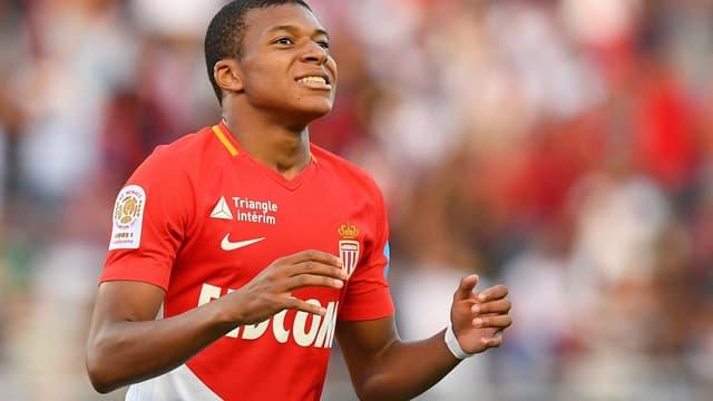 Kylian Mbappé pourrait devoir se contenter du banc à Dijon ce dimanche (17h, 2e journée de Ligue 1).
