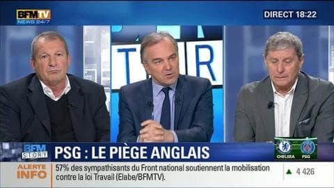 Chelsea-PSG: les hommes de Laurent Blanc vont-ils échapper au piège anglais ?