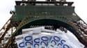 Le produit intérieur brut de la France a augmenté de 0,6% au quatrième trimestre par rapport aux trois mois précédents, selon les résultats détaillés des comptes nationaux publiés par l'Insee. /Photo d'archives/REUTERS/Charles Platiau