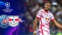 """PSG - Leipzig : """"Des bons matches, ça ne suffit pas en Ligue des champions"""" alerte Nkunku"""