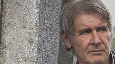 Harrison Ford dans Star Wars 7