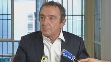 Patrick Maisonneuve, l'avocat de la société Bygmalion