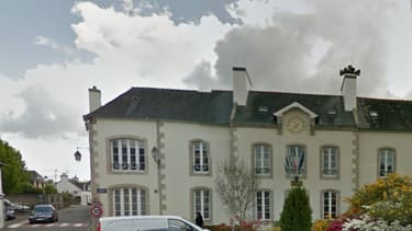 Photo d'illustration de la mairie de Bannalec (Finistère).