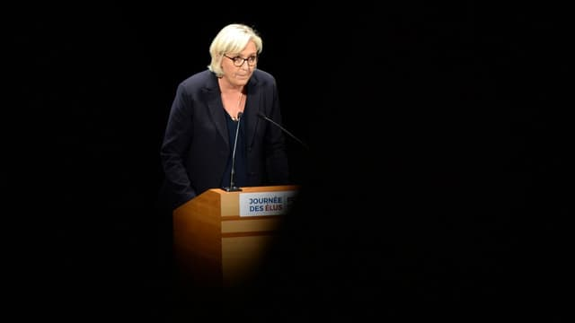 Marine Le Pen dévoilera le nouveau nom proposé au vote des adhérents dimanche.