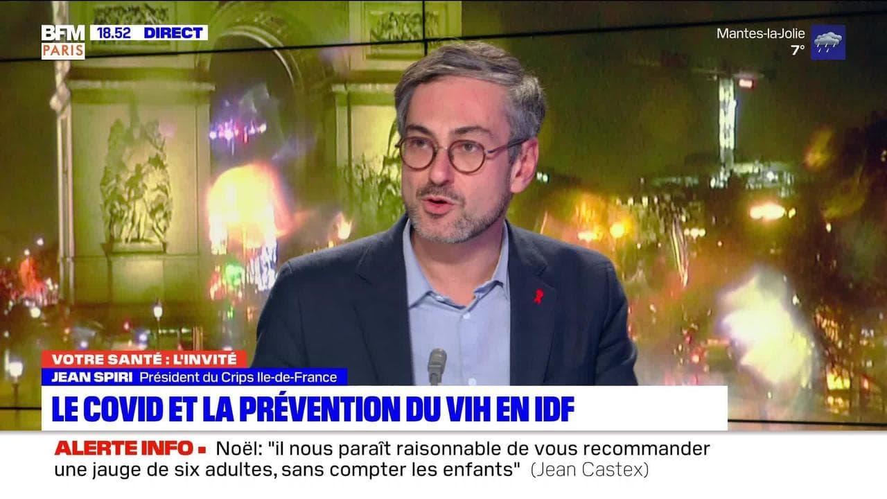 Votre Santé Paris: Le Covid et la prévention du VIH en IDF - 03/12