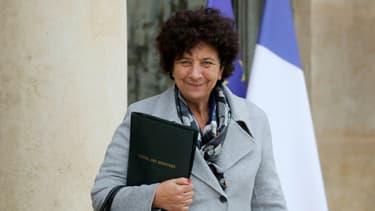 La ministre de l'Enseignement supérieur et de la Recherche Frédérique Vidal, à Paris, le 30 octobre 2019