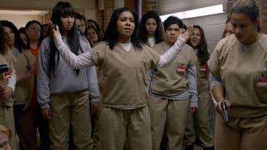 """Les détenues d'""""Orange is The New Black"""" plus survoltées que jamais"""