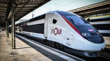 Une fausse alerte à la bombe a impacté le trafic ferroviaire à Rennes, ce dimanche matin. (Photo d'illustration)