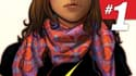 Kamala Khan, la nouvelle héroïne de Marvel présentée par la société le 5 novembre 2013
