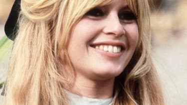 Brigitte Bardot en 1970
