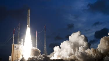 Pour concurrencer SpaceX et ses prix cassés, la conquêt spatiale se privatise.