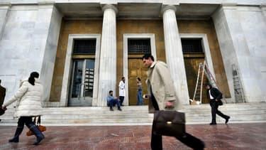 La Grèce semble être en passe de revenir à la croissance en 2014 après six ans de récession.