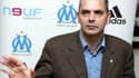 Christophe Bouchet, président de l'OM entre 2002 et 2004