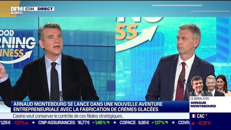 Arnaud Montebourg (Entrepreneur et ancien ministre, Président de La Compagnie des Amandes):
