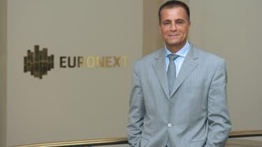 Dominique Cerutti préside actuellement le directoire d'Euronext.