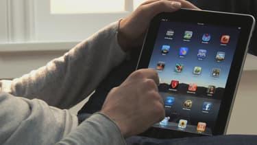Certaines entreprises proposent un iPad comme avantage en nature dans leurs petites annonces