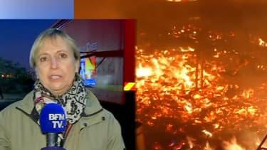 Fabienne Buccio, la préfète du Pas-de-Calais.
