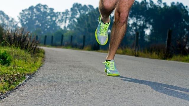 Les français et le running