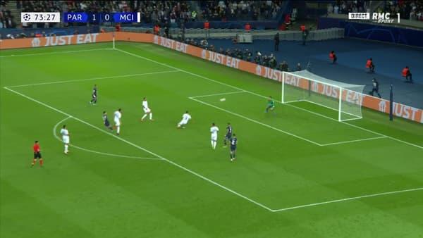 Le premier but de Messi avec le PSG