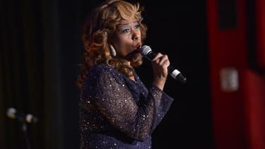 Jennifer Holliday, le 3 mars 2014