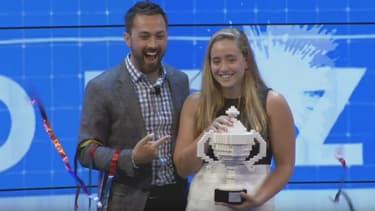 Olivia Hallisey, 16 ans, a remporté la Google Science Fair pour avoir mis au point un test pour le dépistage d'Ebola.