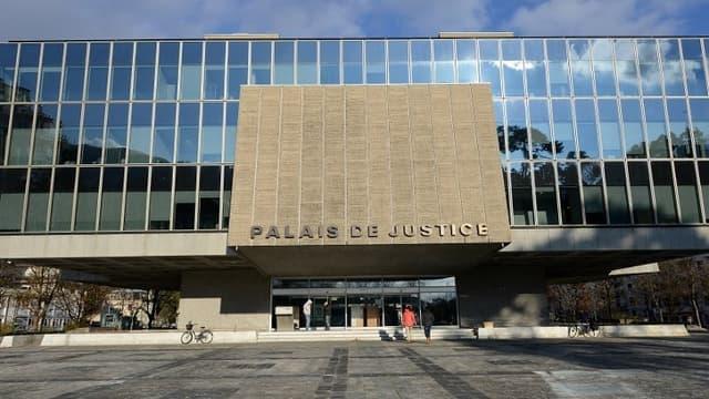 Le Palais de justice d'Annecy