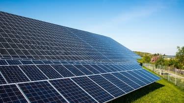 Associée à une PME française, une filiale du géant chinois CGN envisage la production d'1GW d'énergie propre d'ici 5 ans. (image d'illustration)