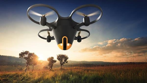 Drone de surveillance Bee
