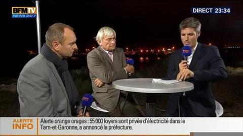 """Edition spéciale Calais: """"Le port de Calais est bien fort et complètement sécurisé"""", Jean-Marc Puissesseau"""