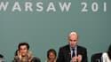 L'ancien ministre polonais de l'Environnement et président de la conférence sur le Climat, le 22 novembre 2013 à Varsovie