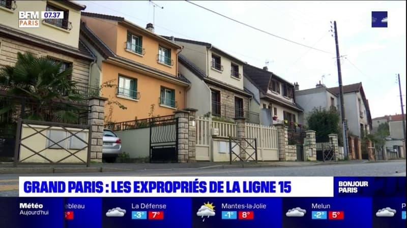 Grand Paris: à Rosny-sous-Bois, les expropriés de la ligne 15
