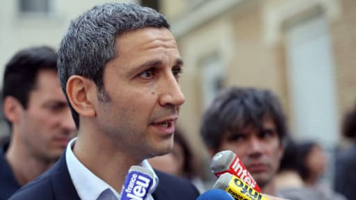 Christophe Najdovski sera le candidat d'Europe 2cologie les Verts à Paris