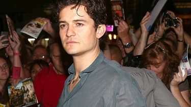 Orlando Bloom à New York en août 2013